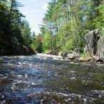 Увеличение жизненной Силы, широкая полноводная река