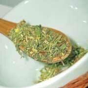 Очистка почек травой толокнянки и клейкой овса