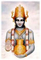 Божество медицины в индуизме – Господь Дханвантари